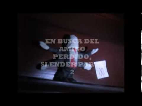 SLENDERMAN PARTE 2 - LAS 8 NOTAS  Stop Motion! Travel Video