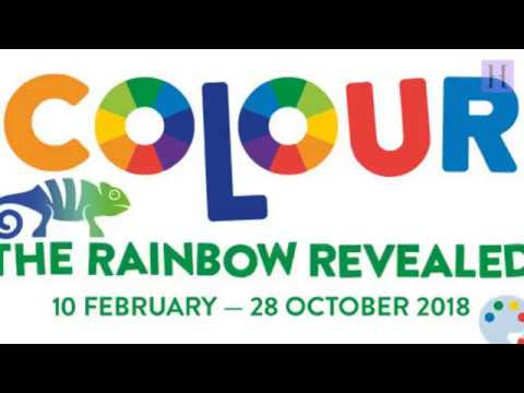 Colour: The Rainbow Revealed at Horniman Museum and Gardens