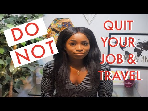 DO NOT QUIT Your Job And Become A TRAVEL NURSE