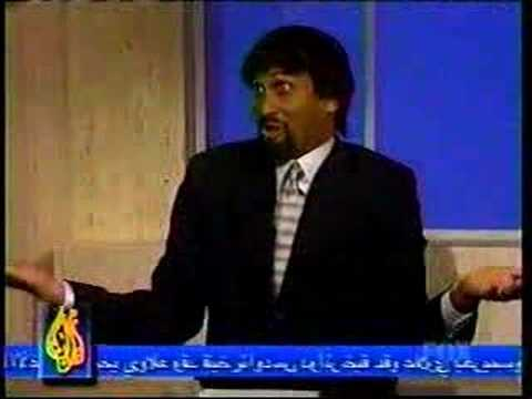 MadTV Parody on Al Jazeera: Death To America!