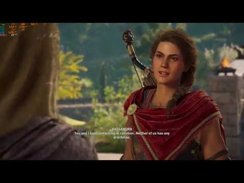 Assassin's Creed Odyssey with R9 380 |