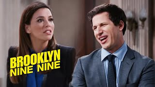 Jake Sleeps with the Enemy | Brooklyn Nine-Nine