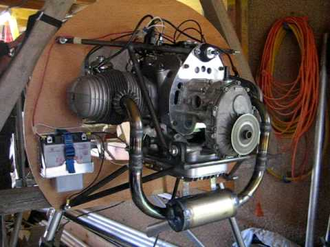 Rowing Machine For Sale >> BMW aircraft engine - YouTube