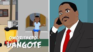Download UG Toons Comedy - Takpo Calls Dangote (UG Toons)