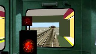 Trainz 12: {Daniel Town Commuter Railroad (DTCR)} Fictional Route (CTA)