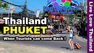 Phuket Thailand | When tourists can be back #livelovethailand
