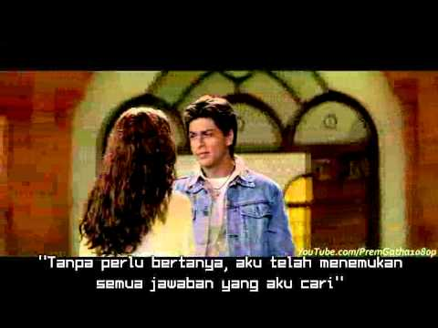 tere liye - veer zaraa (indonesia translate)