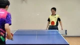 Video Lucu Tenis Meja Pingpong Ngakak