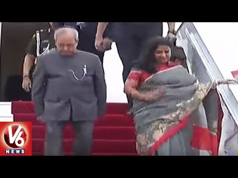 President Pranab Mukherjee To Visit Nepal Between November 2-4 | V6 News