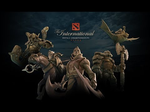 [TH] DotA2 The International 2017 - Groupstage Day 3 I Team