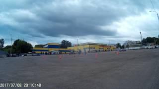 Чемпионат по Автослалому ТО. 3 Этап. Honda Accord 7