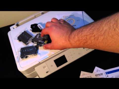hoe installeer ik een epson printer