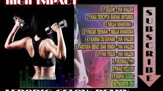 MUSIC AEROBIC HIGH IMPACT SELOW REMIX HOUSE MUSIC SANGGAR