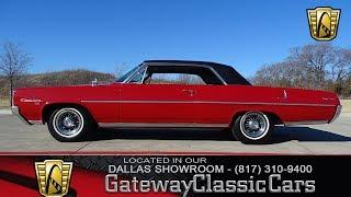 1964 Pontiac Catalina 2+2 #609-DFW Gateway Classic Cars of Dallas
