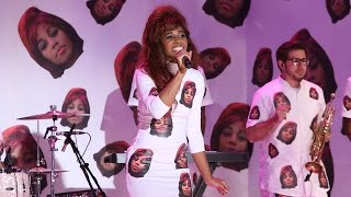 Santigold Performs