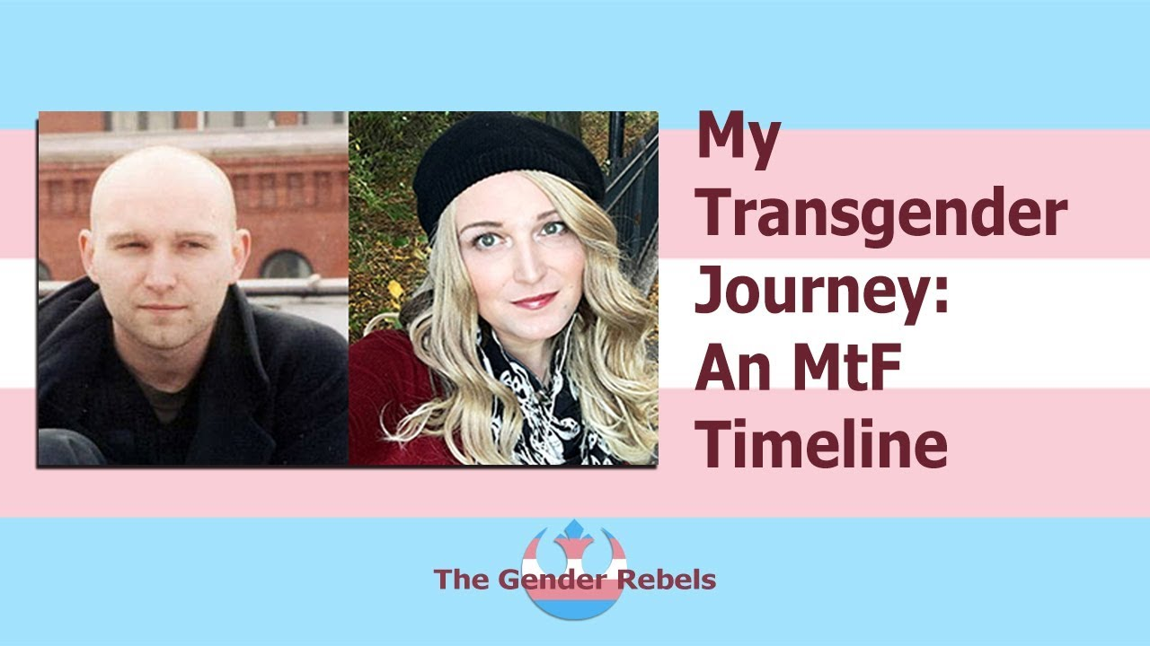 My transsexual journey male to female