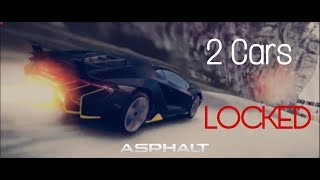 Asphalt9 - 2 New Cars LOCKED!!![Test Drive] | Lamborghini Centenario & Jaguar F-Type