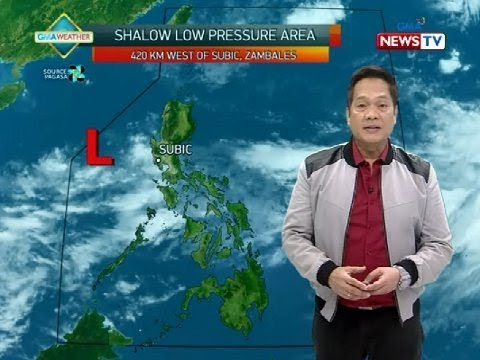BT: Weather update as of 12:04 p.m. (September 16, 2019)