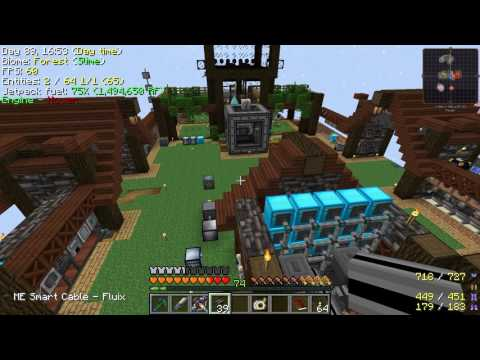 Minecraft - Project Ozone 2 #45: Me Want ME
