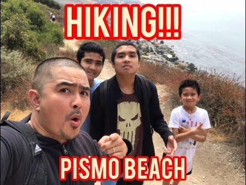 HIKING SA PISMO BEACH CA. | PK Vlog 21