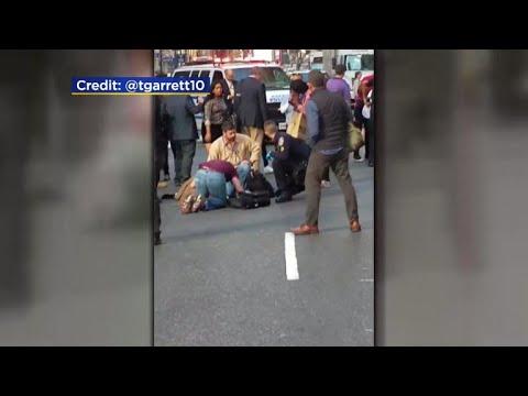 Van strikes multiple pedestrians near New York's Penn Station