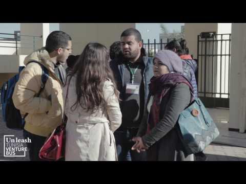 Unleash Tunisia venture Bus First Tour :Tunis Beja Jendouba Kef