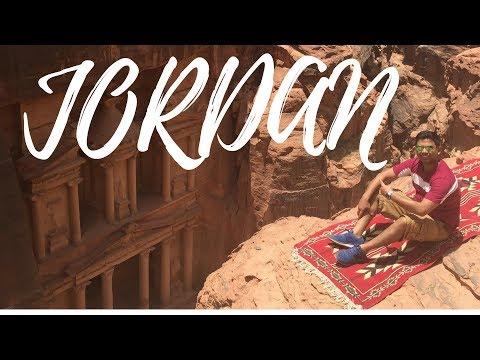 Travel Vlog Jordan : Petra, Wadi Rum, Dead Sea, Mt Nebo, Wadi Mujib