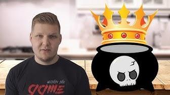 Kokkaillaan Kuninkaiden PÄÄKALLOPATA!
