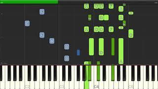 Nacio Herb Brown - Good Morning (from Singin' In The Rain) - Piano Cover Tutorials - Karaoke