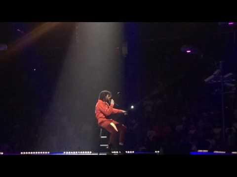 J. Cole - She's Mine pt. 2. 4 Your Eyez Only Tour Live, St. Paul, MN
