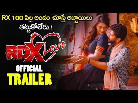 rx-100-heroine-payal-rajput-rdx-love-official-trailer-||-tejus-kancherla-||-#rdxlovemovie-||-nse