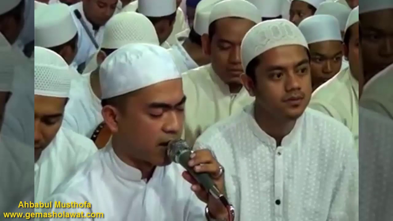 "Download La Ilaha Illallah ""Geding Jawa Ling eling"" voc Gus Wahid Ahbabul Musthofa"