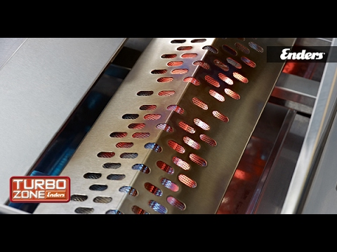 Enders Gasgrill Aldi Nord : Enders turbo zone gasgrill technologie youtube