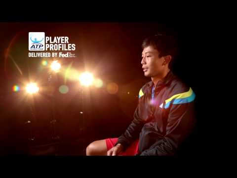 Yen-Hsun Lu ATP Player Profile Delivered By FedEx