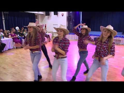 REBEL Dance Group Country - Stužková slávnosť