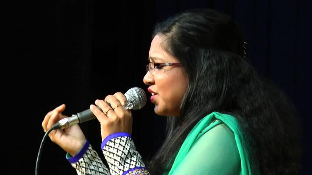 Naino Mein Badra Chhai by Sohini Mishra - YouTube