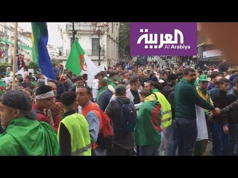 الجزائر.. تظاهرات الجمعة التاسعة سلمية  - نشر قبل 2 ساعة