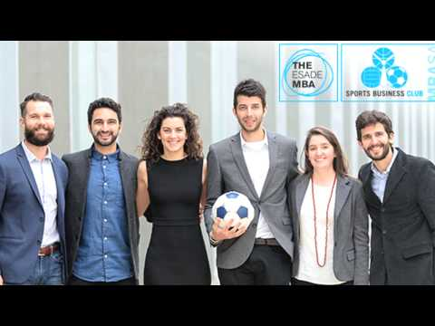 The ESADE MBA: MBASA - Sports Business Club
