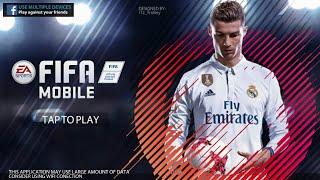 FIFA 18 MOBILE ~ REVEAL TRAILER!! FIFA MOBILE