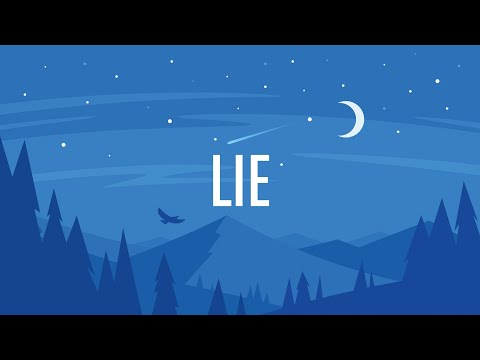 NF 鈥� Lie (Lyrics) 馃幍
