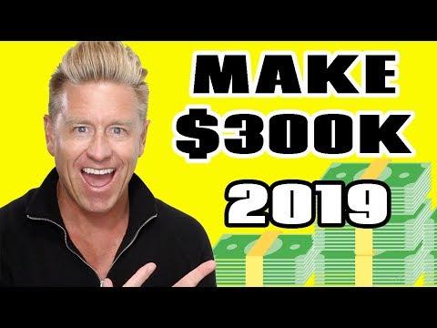 Make Over $300,000.00 Online in 2019 (Passive Income)