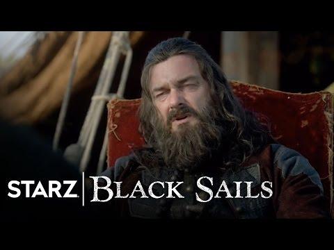 Black Sails | Blackbeard | STARZ