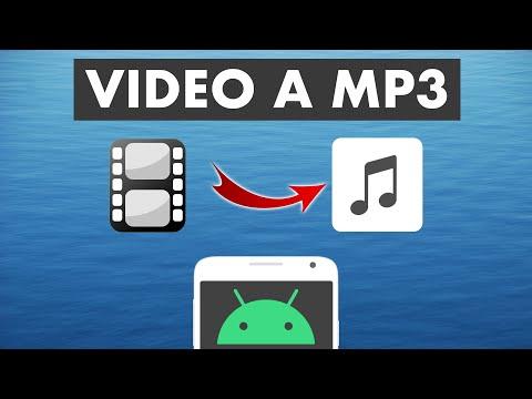 CÓMO CONVERTIR VIDEOS A MP3 EN ANDROID | Fácil y Rápido 🎧
