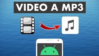 CÓMO CONVERTIR VIDEOS A MP3 EN ANDROID   Fácil y Rápido 🎧