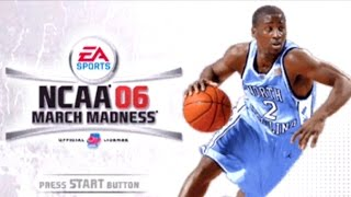 NCAA March Madness 06 ... (PS2)