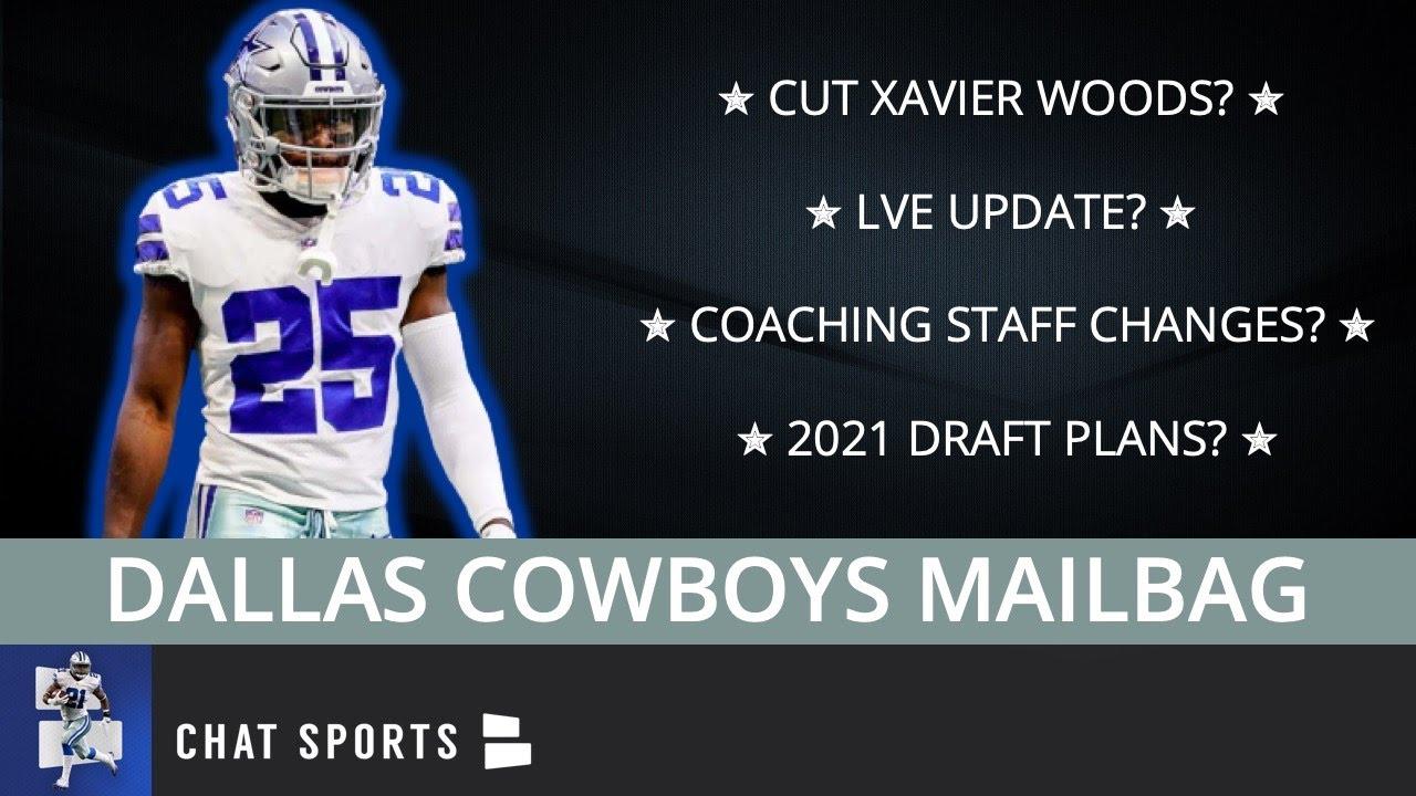 Cowboys Rumors: Leighton Vander Esch Update, 2021 NFL Draft Targets + Cut Xavier Woods? | Mailbag