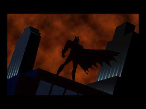 Batman The Animated Series Music Compilation