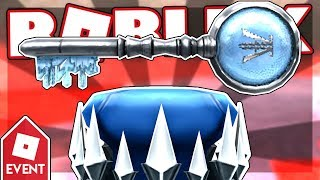 [EVENT] How to get the CRYSTAL KEY + CRYSTAL CROWN OF SILVER | Roblox Hexaria