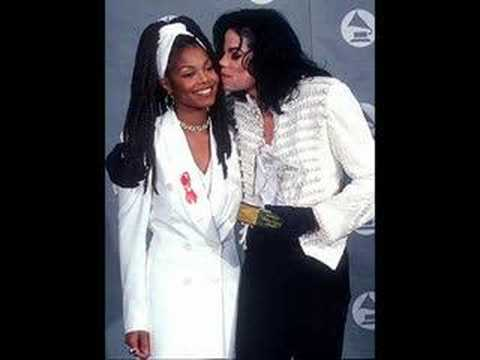 Michael and Janet Jackson- Scream