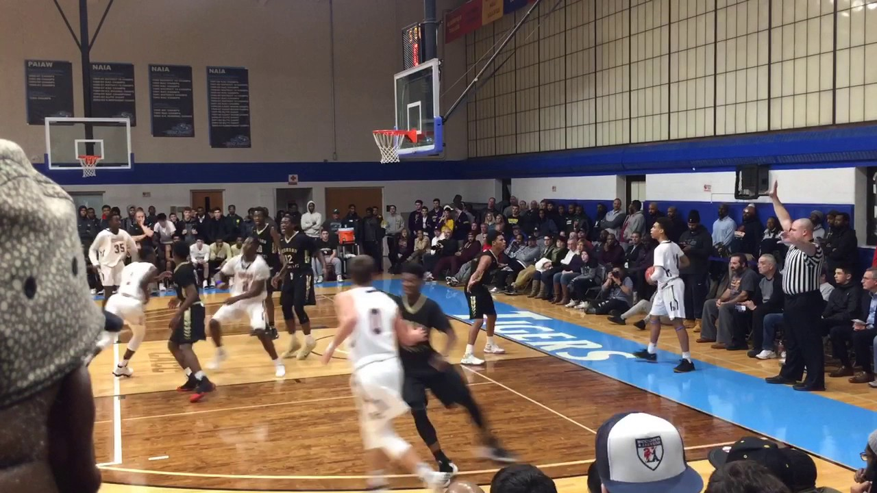 Dhamir Cosby-Roundtree scores 18 in Neumann-Goretti win ...